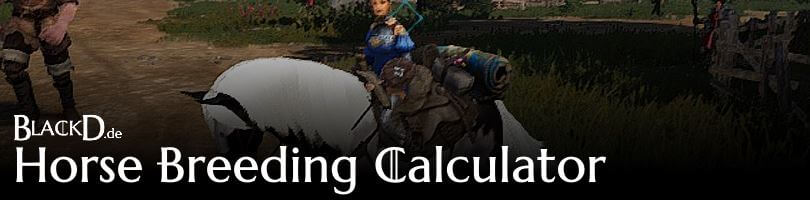 Horse Breeding Calculator
